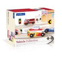 Набор транспорта Guidecraft Block Play к Дорожной системе 12 шт G6719
