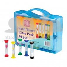 Обучающий набор Edu-Toys Песочные часы на класс 20 шт GM188