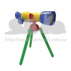 Оптический прибор Edu-Toys Мой первый телескоп 15x JS005