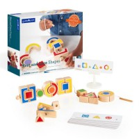 Шнуровка Guidecraft Manipulatives Формы G6747