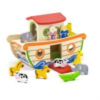 Сортер Viga Toys Ноев ковчег 51625
