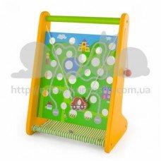 Настольная игра Viga Toys Машинка в пути 50664