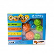 Головоломка Разноцветные шестерёнки Fat Brain Toys F140ML