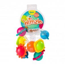 Игрушка-прорезыватель Сенсорные шары Fat Brain Toys F136ML
