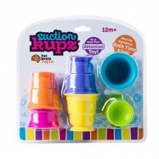 Игрушка тактильная Мягкие чашки Fat Brain Toys F183ML 6 шт