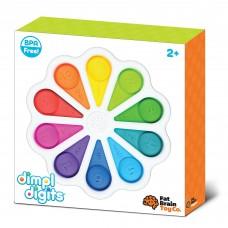 Игрушка тактильная Цветные лепестки Fat Brain Toys F275EN