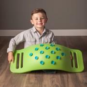 Качалка-балансир с присосками Fat Brain Toys F0952ML зеленый