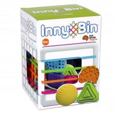 Куб-сортер со шнуровкой Fat Brain Toys F251ML