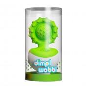 Прорезыватель-неваляшка Fat Brain Toys F2173ML зеленый