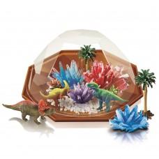Набор 4M для выращивания кристалла Динозавры 00-03926EU