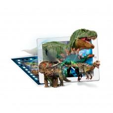 Пазл 4M с 3d дополненной реальностью Динозавры 00-06800