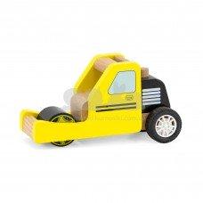 Деревянная машинка Viga Toys Дорожный каток 44518