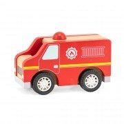 Деревянная машинка Viga Toys Пожарная 44512