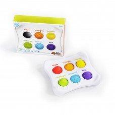 Игрушка сенсорная Цвет Форма Название Fat Brain Toys F208EN