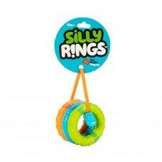 Игрушка тактильная Магнитные кольца Fat Brain Toys 3 шт F269ML