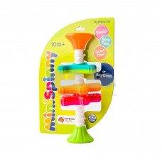 Пирамидка-спиннер тактильная Fat Brain Toys F134ML