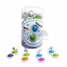 Тактильный антистресс-брелок Simpl Dimpl Fat Brain Toys F2111ML
