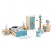 Деревянная мебель для кукол Viga Toys PolarB Спальня 44035