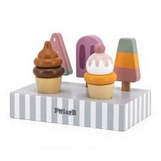 Деревянный игровой набор Viga Toys PolarB Мороженое 44057