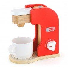 Игрушечная кофеварка Viga Toys из дерева 50234FSC