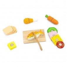 Игрушечные продукты Viga Toys Обед 44542
