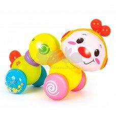 Музыкальная игрушка Hola Toys Гусеничка A997
