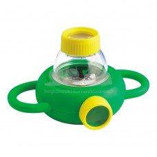Контейнер для насекомых Edu-Toys с увеличительными стеклами 4x 6x BL010