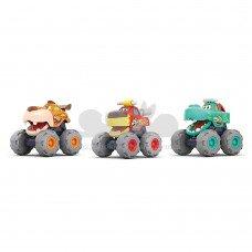 Набор игрушечных машинок Hola Toys Монстр-траки 3 шт A3151