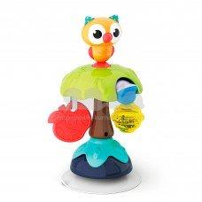 Погремушка на присоске Hola Toys Совенок 3150B