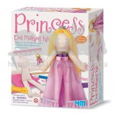 Набор для творчества Кукла-принцесса