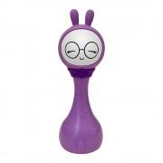 Говорящий умный зайчик Alilo R1 YoYo фиолетовый