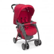 Прогулочная коляска Chicco SimpliSity Top Red