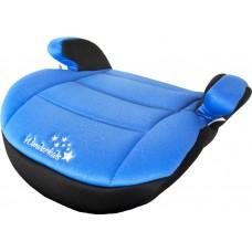 Автокресло бустер WonderKids Honey Pad синий-черный