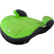 Автокресло бустер WonderKids Honey Pad зеленый-черный