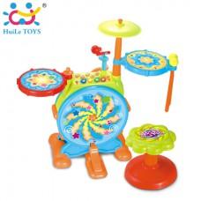 Игрушка музыкальная Джазовый Барабан