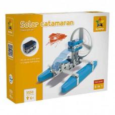 Конструктор IQCamp Солнечный катамаран