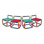 Набор мебели Gigo Набор из 4-х стульев 3599