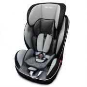 Детское автокресло 1-2-3 Encore черный-серый BS07