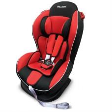 Детское автокресло 1-2 Smart Sport черный-красный BS02N