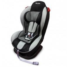 Детское автокресло 1-2 Smart Sport черный-серый BS02N