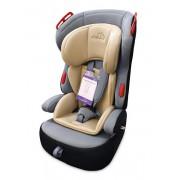 Детское автокресло 1-2-3 VALET SAFE серый-черный