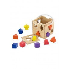 Игрушка развивающая сортер Кубик
