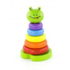 Пирамидка Лягушка