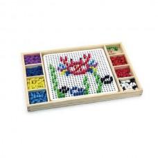 Игра 2-в-1 Мозаика и Лудо