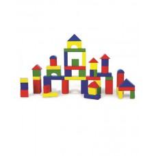 Набор строительных блоков Viga toys 50 шт