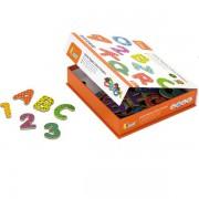 Набор магнитных букв и цифр Буквы и цифры