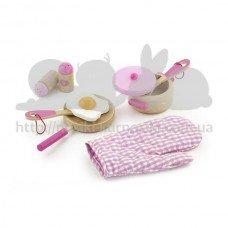 Набор Маленький Повар Розовый