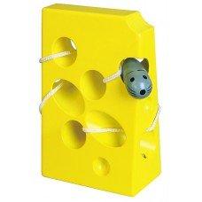 Игрушка шнуровка Сыр
