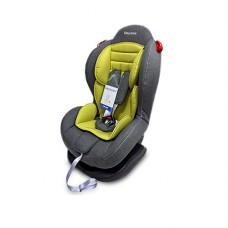 Детское автокресло 1-2 Smart Sport серый-оливковый