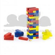 Игра развивающая деревянные блоки Башня